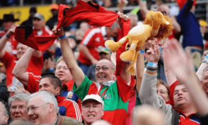 BRITISH AND IRISH LIONS TOUR TO AUSTRALIA