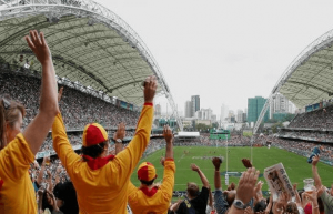 CATHAY PACIFIC HSBC HONG KONG SEVENS